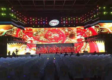Cina P3.2 Full Color Video Rental LED Display Hire 500×500mm Die casting Aluminum pabrik